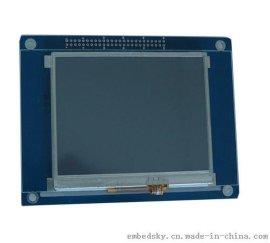 全新3.5寸LCD触摸屏适用于天嵌ARM9开发板