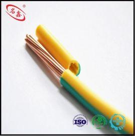 BV 聚氯乙烯绝缘无护套电线电缆