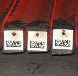 钢铁标签纸 钢铁吊牌 耐高温标签纸 耐高温印刷