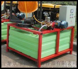 500L滚塑喷雾机水箱 炮雾机专用存水箱 农林喷药设备专用防晒水箱