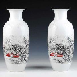 景德镇陶瓷花瓶,插花花瓶景德镇厂家