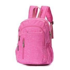 尼龙洗水料小学生书包轻便外贸书包货源少年宫背包