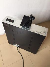 晶固19寸显示屏升降器 倾角45/60度液晶升降器
