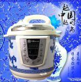 供應雙喜電壓力鍋5L智慧高壓鍋會銷禮品高壓電飯煲正品廠家直銷