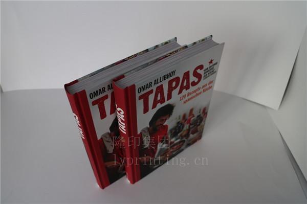 外文精装书印刷,精装名人传记印刷,深圳印刷厂