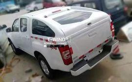 江西五十铃瑞迈皮卡车后箱盖雨蓬斜盖运动款版本尾盖后盖子
