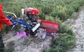 多功能大豆/水稻收割机 手扶式牧草割晒机
