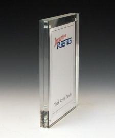 亚克力透明磁性相框