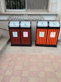新材垃圾箱|钢板垃圾箱|塑料垃圾桶