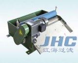 粉末狀吸磁雜質的冷卻液—機牀專用江海牌膠輥磁性分離器
