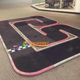 6平米遥控汽车赛道玩具车轨道定做批发