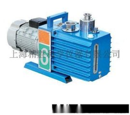 2XZ-6C直联旋片式真空泵(强制进油型 单相 抽气速率6L/S)