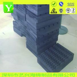 EVA线切割 EVA雕刻 线切割高密度海绵包装材料 防震