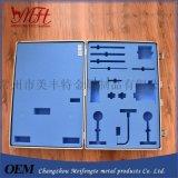 醫療器械儀器箱專用  常州美豐特箱包廠提供 中型精密儀器箱鋁箱