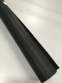 黑色导电布裸布 不带胶导电布 防辐射导电胶布防静电导电胶带