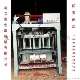 水泥砖机 全自动免烧砖机 半自动水泥空心砖机