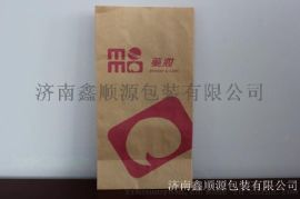 方底纸袋牛皮纸包装袋定做药妆手捧纸袋定制