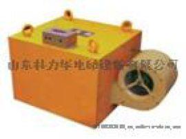 科力华RCDA系列风冷悬挂式电磁除铁器