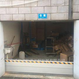 厂家直供不锈钢防汛挡水板 地下室防汛挡水墙定制
