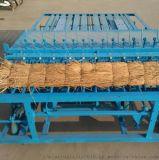 厂家直销 全自动芦苇草苫机 加厚草料编织草帘机
