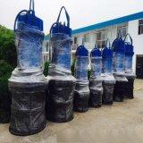 雨水排涝泵 潜水轴流泵厂家