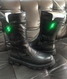 石墨烯充電發熱鞋冬季保暖鞋女款長筒發熱鞋