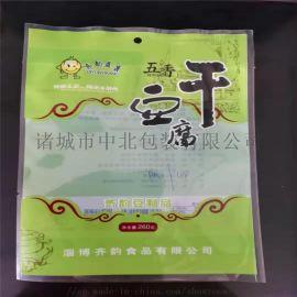 豆腐幹真空包裝袋 豆腐幹彩印包裝袋