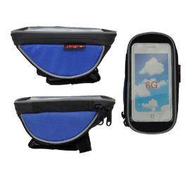 自行车头包触摸屏骑行手机包自行车装备导航车头包自行车配件包