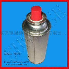 厂家直销450ml马口铁便携式卡式炉气雾罐
