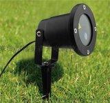 外贸爆款草坪激光灯 防水遥控园林圣诞灯 红绿满天星 工厂直销