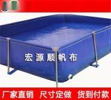 水箱防雨布 水箱帆布 泳池帆布 加厚防雨布