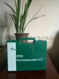 可記錄檢測數據的英國PPM甲醛檢測儀HTV-M