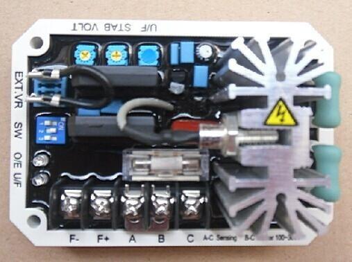 固也泰ADVR-053, ADVR-054无刷发电机自动电压调节器AVR