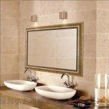 歐美復古衛浴鏡子 洗手間酒店浴室鏡 廠家批發 長方形半身掛鏡