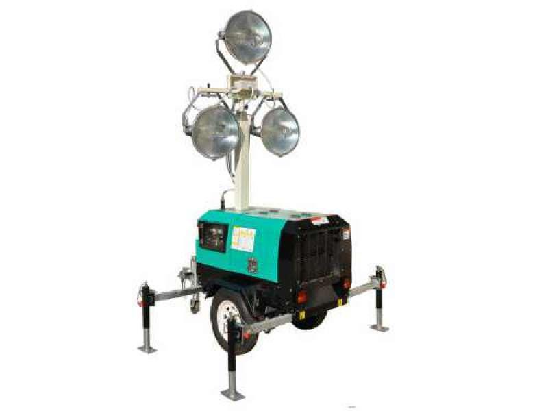 1000W*3金滷燈移動照明車RWZM41C路得威