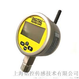 上海铭控无线LoRa传输电池供电数字压力表