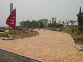 彩色混凝土压模地坪施工工艺和注意事项