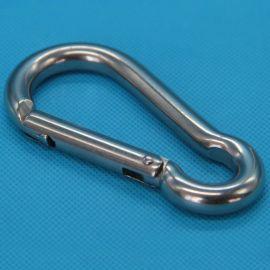 廠家直銷 供應304不鏽鋼彈簧扣