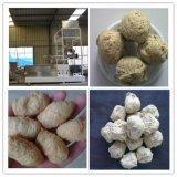 新型大豆組織蛋白膨化機 素肉膨化機 拉絲蛋白設備