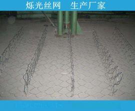 加筋石笼网 铅丝石笼网 包塑石笼网 五拧石笼网