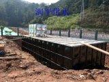 地埋水箱的价格/施工方案   润平厂家专业制造