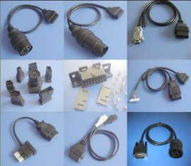 汽车各种测试诊断连接线(AOT-007)