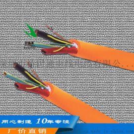 新能源  TPE外被防腐蚀耐磨防油充电电缆