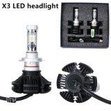 X3汽车LED大灯 汽车LED大灯 外贸爆款 质量稳定 生产厂家
