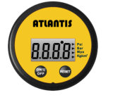 2.5吋數位壓力表 (氣體量測型)  DPG-A2.5