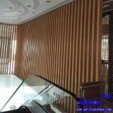 安庆木纹铝方通 U型铝方通天花 76x44铝方通 型材铝方通厂家