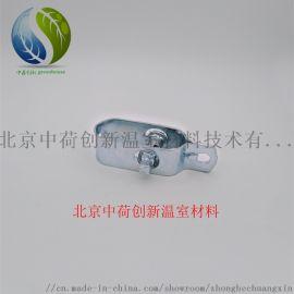 钢缆驱动温室大棚遮阳系统配件 热镀锌紧线器