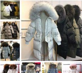 便宜时尚女装棉衣羽绒服杂款尾货便宜女装棉袄冬季棉服