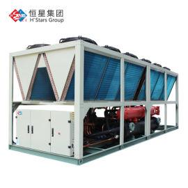 宏星风冷式螺杆热泵机组,厂家直销