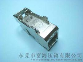 电子连接器 A298 锌合金材质